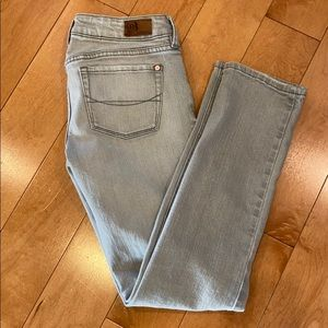 "BULLHEAD ""Venice"" Grey Skinny Jeans"